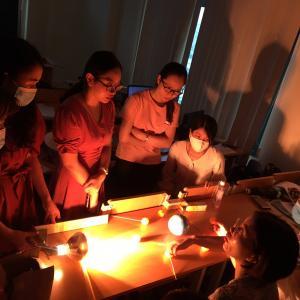 MII-STEM  teachers in training in Southeast Asia