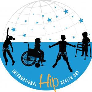 International Hip Health Day poster