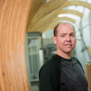 UBC Professor Leonard Foster